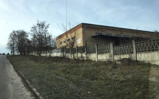 Satılık – Kuru depo, 1000 m2, Chigirin
