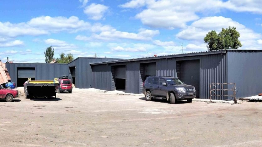 Rent - Dry warehouse, 110 sq.m., Kharkov - 2