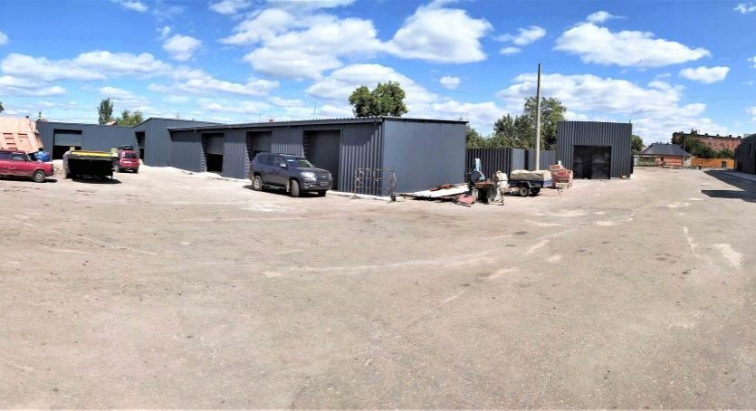 Rent - Dry warehouse, 110 sq.m., Kharkov - 7