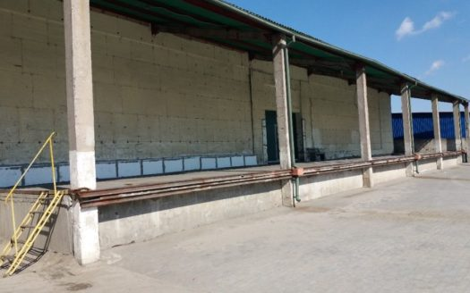 Kiralık – Kuru depo, 5000 m2, Dnipro
