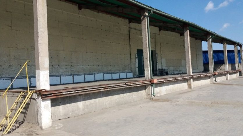 Rent - Dry warehouse, 5000 sq.m., Dnipro