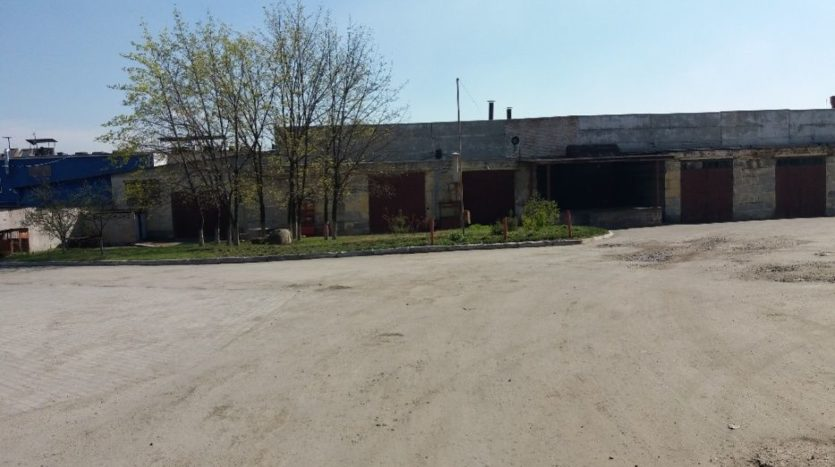 Rent - Dry warehouse, 5000 sq.m., Dnipro - 3
