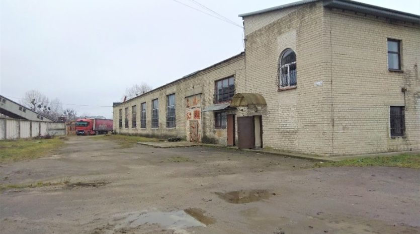 Rent - Dry warehouse, 1209 sq.m., Malekhov - 8