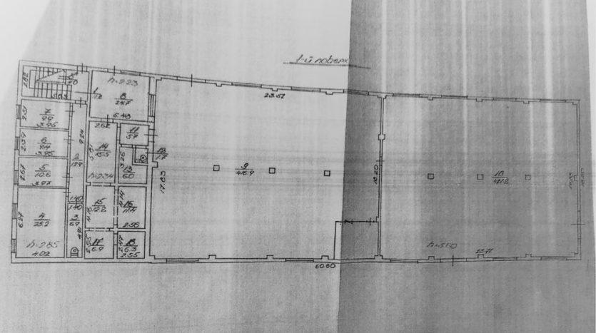 Rent - Dry warehouse, 1209 sq.m., Malekhov - 10