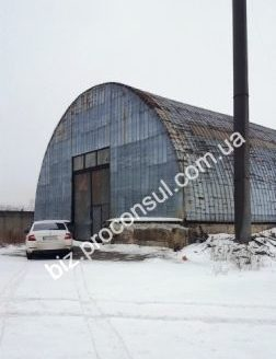 Аренда — Теплый склад, 494 кв.м., г. Солоницевка