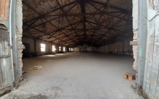 Rent – Dry warehouse, 1440 sq.m., Svetlodarsk
