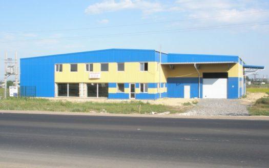 Аренда — Сухой склад, 1440 кв.м., г. Усатово