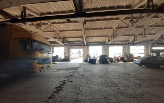 Sale – Dry warehouse, 9000 sq.m., Kharkov