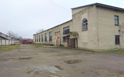 Sale – Dry warehouse, 1209 sq.m., Malekhov