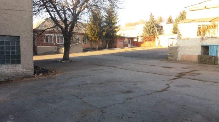 Продажа - Сухой склад, 1112 кв.м., г. Кременная - 2