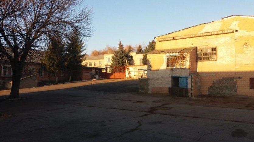 Продажа - Сухой склад, 1112 кв.м., г. Кременная - 3