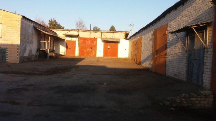 Продажа - Сухой склад, 1112 кв.м., г. Кременная - 4