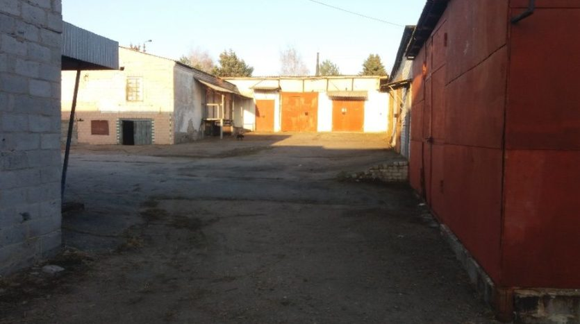Satılık - Kuru depo, 1112 m2, Kremennaya - 5