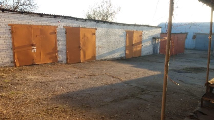 Продажа - Сухой склад, 1112 кв.м., г. Кременная - 10