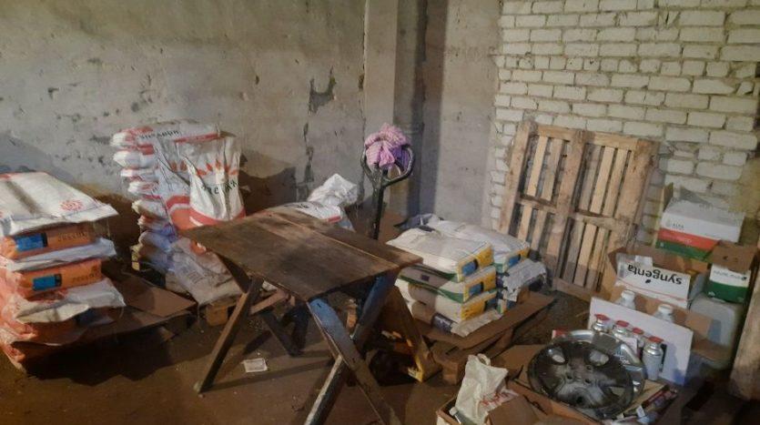 Продажа - Сухой склад, 1112 кв.м., г. Кременная - 21