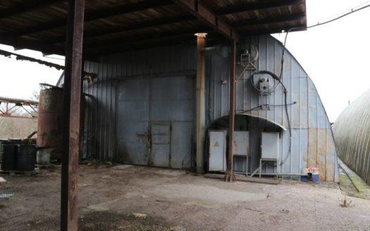 Sale – Dry warehouse, 826 sq.m., Bolshoye