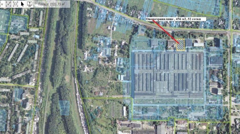 Rent - Dry warehouse, 456 sq.m., Zhytomyr - 2