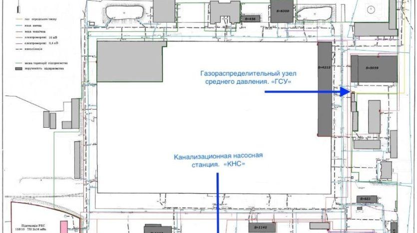 Rent - Dry warehouse, 456 sq.m., Zhytomyr - 8