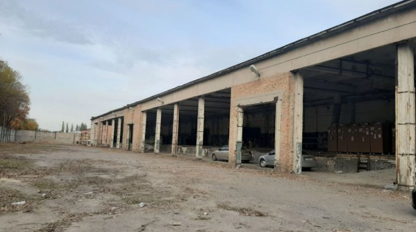 Rent - Dry warehouse, 320 sq.m., Dnipro - 2