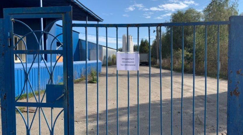 Sale - Dry warehouse, 3959 sq.m., Kalinovka - 2
