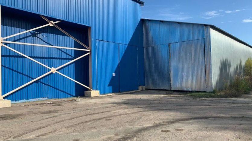 Sale - Dry warehouse, 3959 sq.m., Kalinovka - 12