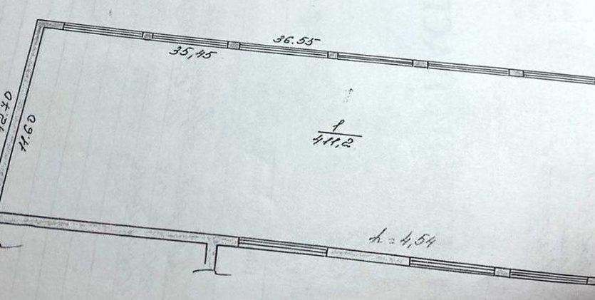 Satılık - Kuru depo, 411 m2, Nikolaev - 9