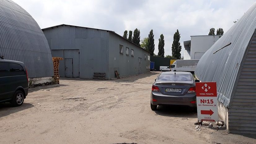 Продаж - Сухий склад, 5500 кв.м., м Київ - 2