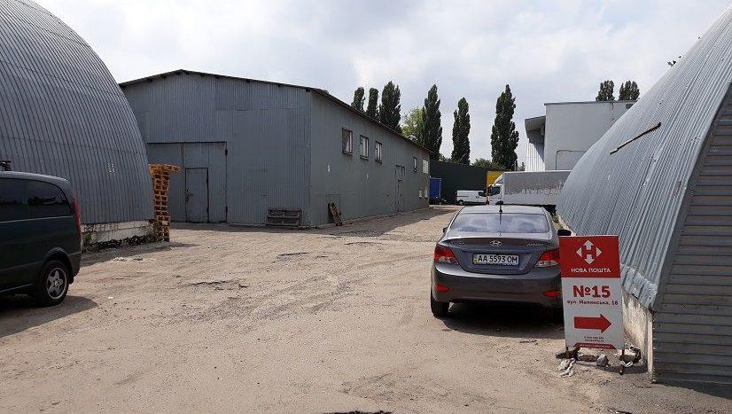Продаж - Сухий склад, 5500 кв.м., м Київ - 6