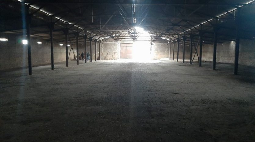 Sale - Dry warehouse, 1300 sq.m., Dnipro