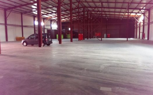 Rent – Dry warehouse, 1500 sq.m., Gora