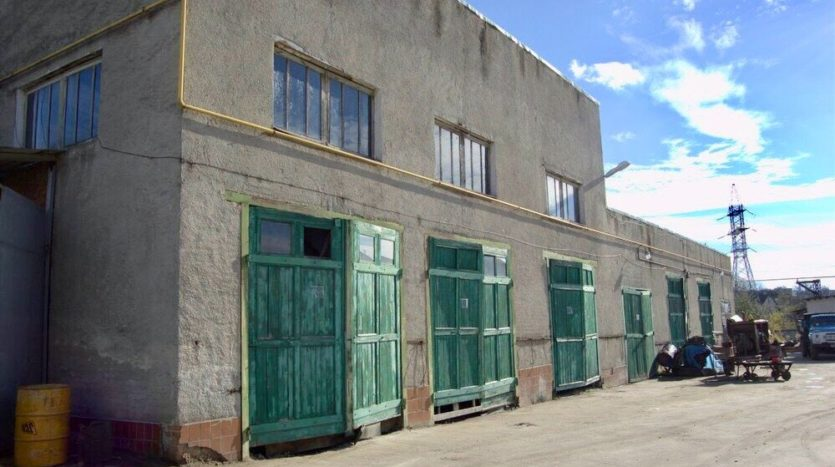 Sale - Dry warehouse, 1146 sq.m., Lviv