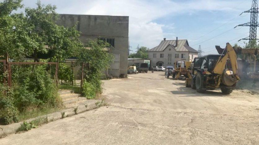 Sale - Dry warehouse, 1146 sq.m., Lviv - 2