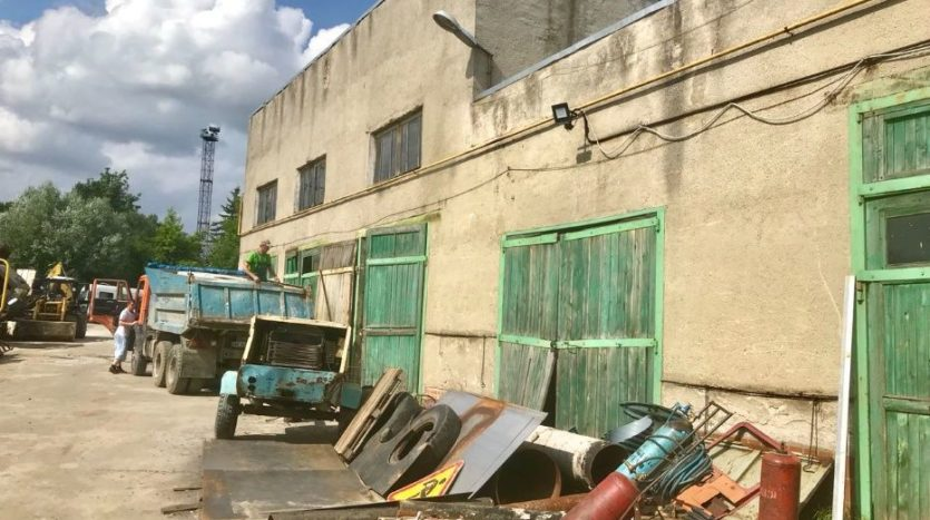 Sale - Dry warehouse, 1146 sq.m., Lviv - 12