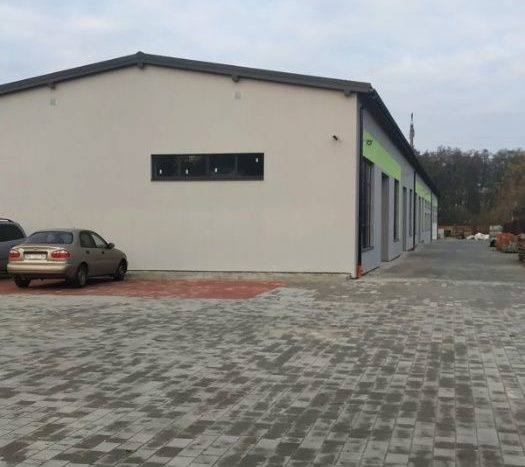 Sale - Warm warehouse, 275 sq.m., Lviv - 2
