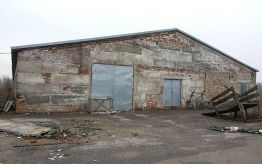 Продажа — Сухой склад, 3500 кв.м., г. Васильевка