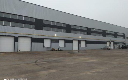 Аренда складского помещения 8900 кв.м. г. Тернополь