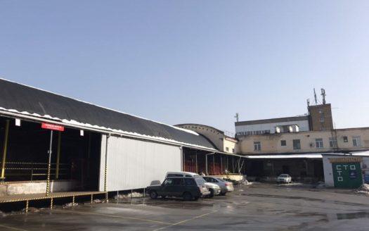 Rent warm warehouse 1800 sq.m. Kiev City