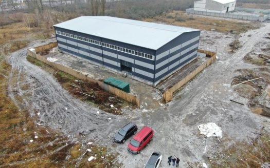 Sale warehouse area 1024 sq.m. Bilohorodka
