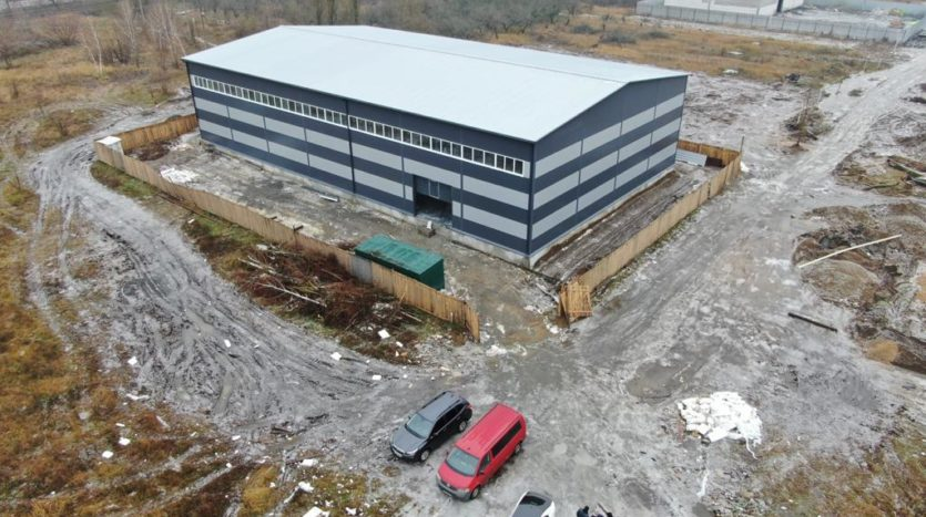 Sale warehouse area 1024 sq.m. Bilohorodka