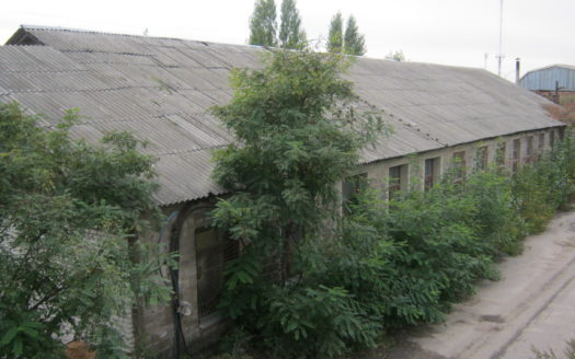 Endüstriyel bina satışı 860 metrekare Podvirky