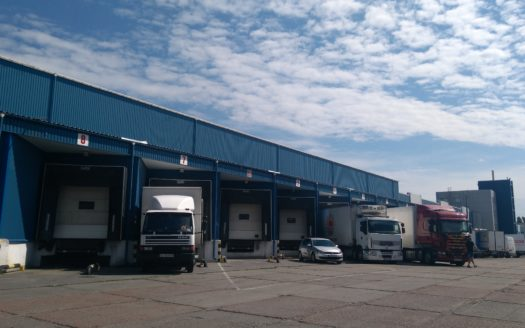Rent refrigerated warehouses 1130 sq.m. m. Kyiv