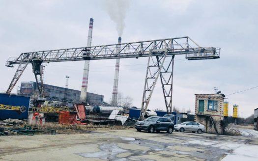 Sale gated warehouse complex 4500 sq.m. Ladyzhyn
