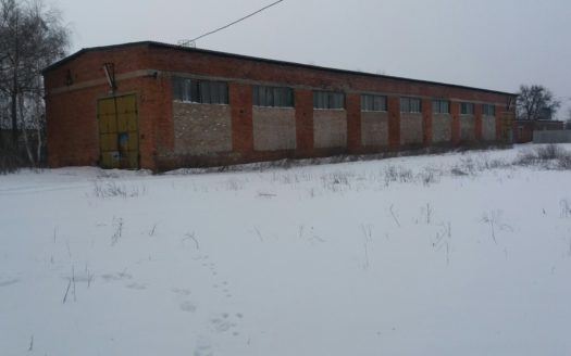 Sale warehouse 2462 sq.m. with. Kyrykivka