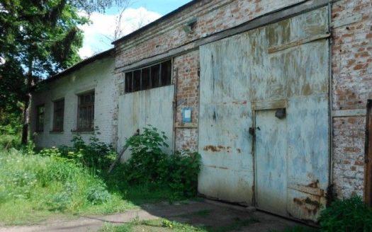 Rent – Dry warehouse, 537 sq.m., Konotop