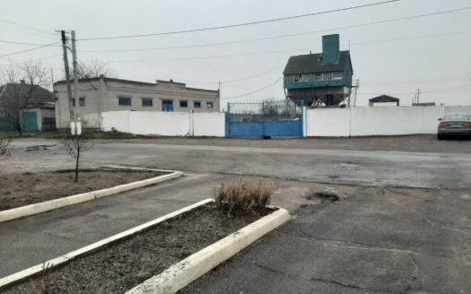 Sale – Dry warehouse, 3500 sq.m., Pavlograd