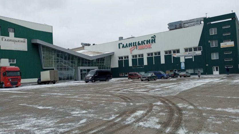 Rent - Dry warehouse, 700 sq.m., Ternopil city
