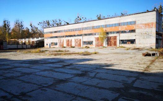 Rent – Dry warehouse, 5000 sq.m., Novy Rozdol