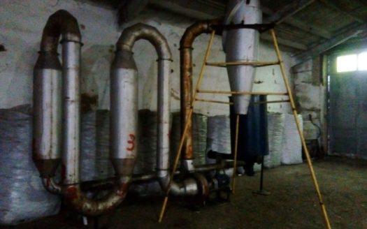 Аренда — Теплый склад, 1300 кв.м., г. Диканька