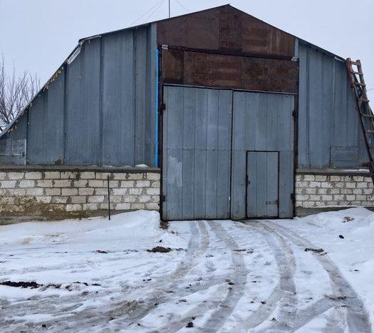 Аренда - Сухой склад, 300 кв.м., г. Балта