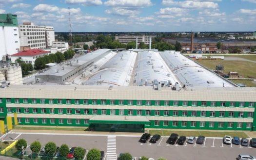 Sale – Warm warehouse, 21116 sq.m., Belaya Tserkov